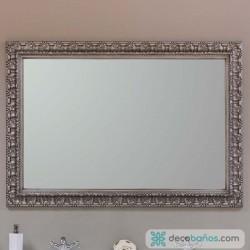 Espejo Marquetería Lacado